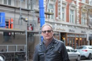 Hvis det kommunale skal nå ud til de hjemløse, er de nødt til at lytte efter deres ønsker, mener professor Lars Uggerhøj fra Aalborg Universitet. Foto: Anders Godtfred-Rasmussen.
